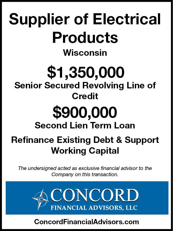 Transactions | Concord Financial Advisors
